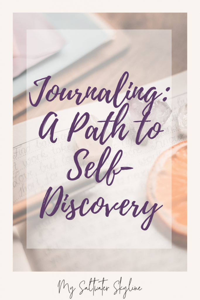 journaling-a-path-to-self-discovery